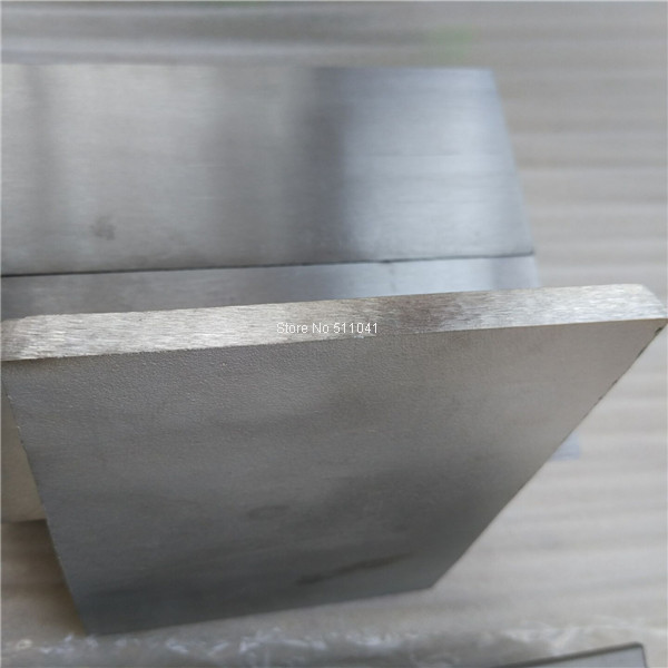 8mm thickness Ti  GR5 Grade5 Titanium alloy metal plate sheet wholesale price ,free shipping 2pcs titanium alloy metal plate grade5 gr 5 gr5 titanium sheet 10mm thickness