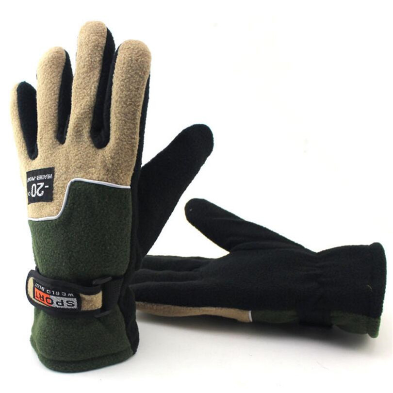 CKAHSBI Skiing Mittens Winter Men Women Snowboard Sport Gloves Outdoor Sports Windproof Snow Motorcycle Glove Warm Ski Gloves
