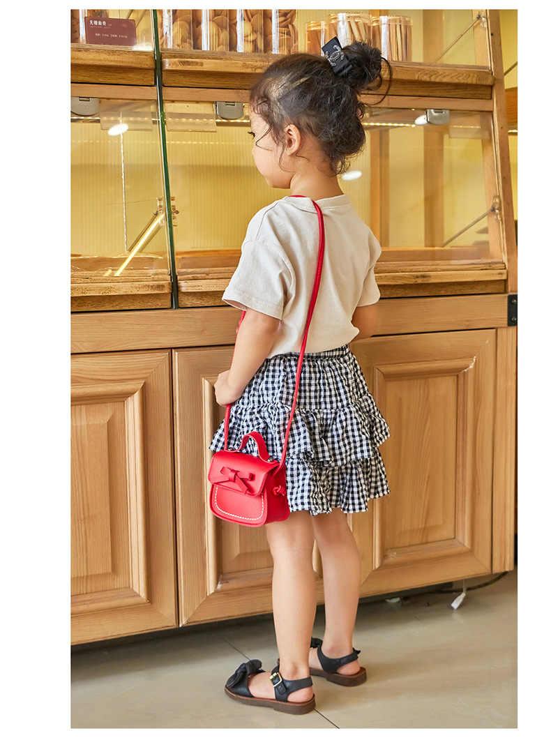 Сумки для маленьких девочек; детские сумки-мессенджеры с бантом; милые сумки принцессы для девочек; сумка для детей; 7 цветов