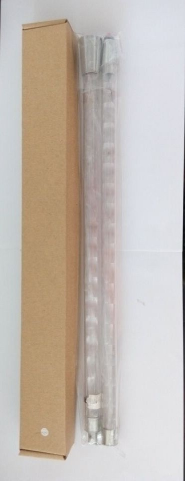 Canne dansante LED/rouge//bleu (pliant Deluxe)/Multicolr/tours de magie/magie de scène/accessoires de magie/produit magique - 2