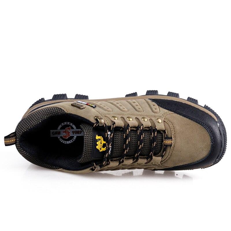 Vancat 2019 New Brand spring Fashion Outdoors sneakers Waterproof Men s shoes Mens Combat Desert Casual Vancat 2019 New Brand spring Fashion Outdoors sneakers Waterproof Men's shoes Mens Combat Desert Casual Shoes Plus Size 36-47