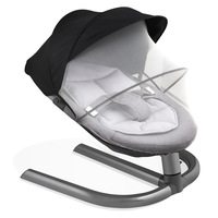 Babyruler Baby Swing Bouncer Rocking Chair For Baby Bebek Salincak Newborn Baby Sleeping Basket automatic cradle bebek salincak