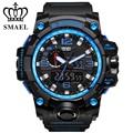 New Popular Sport Watches Men Luxury Brand Dual Time Wristwatch orologio uomo relogio masculino Military Watch LED ClockWS1545