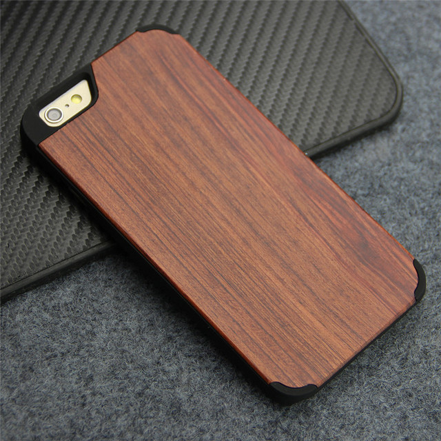 online store 7b605 dd99a US $252.48 32% OFF|50 Pieces Wholesale Mobile Phone Wood Phone Case For  IPhone 6s Wooden Case For Iphone 6-in Fitted Cases from Cellphones & ...