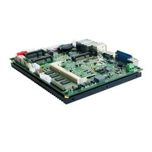 Image 3 - Fanless Intel Atom N2800 Mainboard with 2Gb Memory 6x COM 6x USB 2x LAN 1x HDMI 1x VGA Industrial Motherboard for POS system