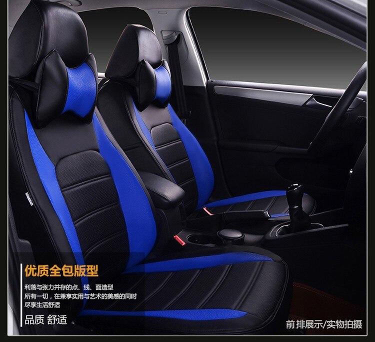 Asiento De Coche Cubre Rojo Amarillo Azul Blanco Para Ferrari Gmc