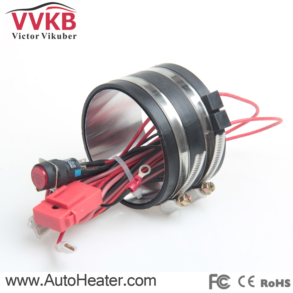 Diesel Oil-water Separator Heater 12V 75W for Truck Bus Car etc oil heater
