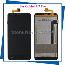 For Oukitel U7 Pro LCD Display and Touch Screen 5.5inch 100% Original Screen Digitizer Assembly Replacement
