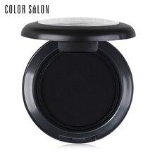 Color Salon Brand Ink Black Aqua Eyeliner Silky Pressed Power 3g Professional Natural Eye Liner Makeup Smudge-proof