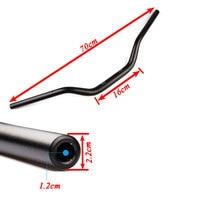1 1/8 28MM Aluminum Handlebar Handle Fat Bars For Dirt Pit Bike Motorcycle Quad Motocross Accessories
