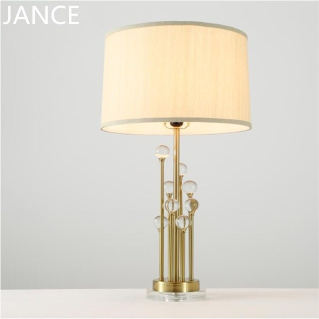 Post moderne or fer plaque chantillon chambre cristal bureau lalmp salon chambre lampe or lampe de.jpg 640x640 5 Superbe Lampe or Kdj5