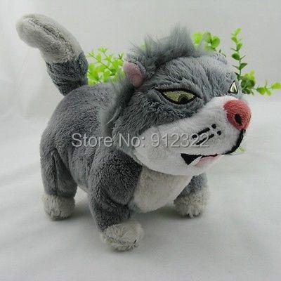 Lucifer Cat Cinderella Plush Toy NEW