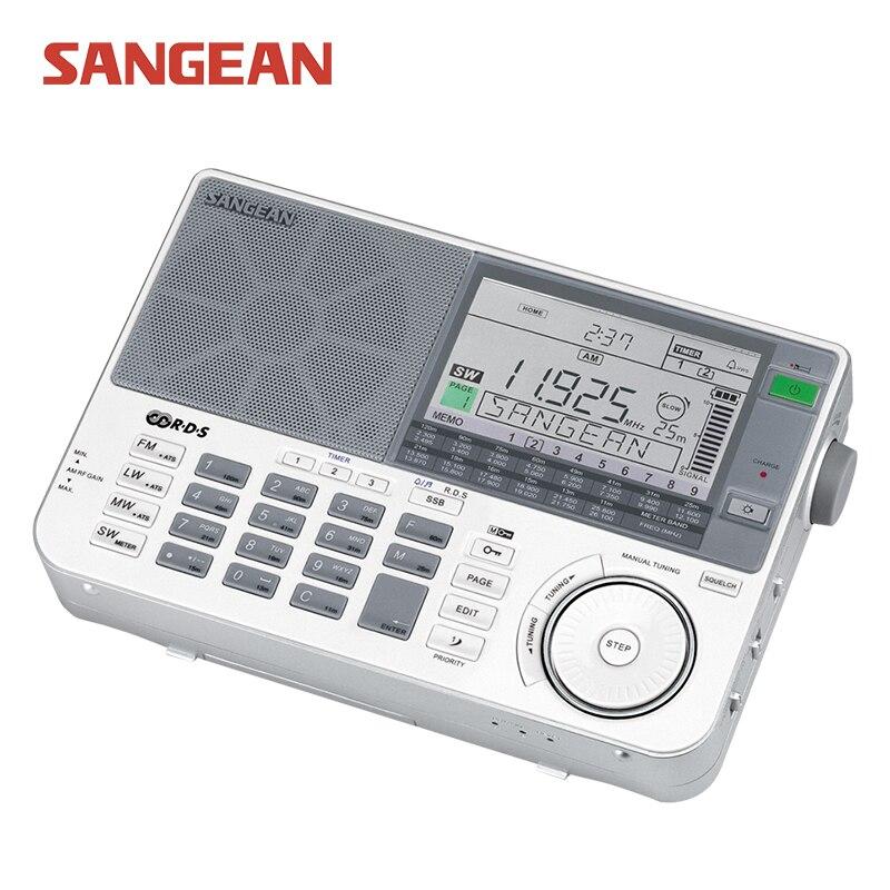 SANGEAN ATS-909X Receptor de radio de banda FM / MW / SW / LW Altavoz - Audio y video portátil - foto 3