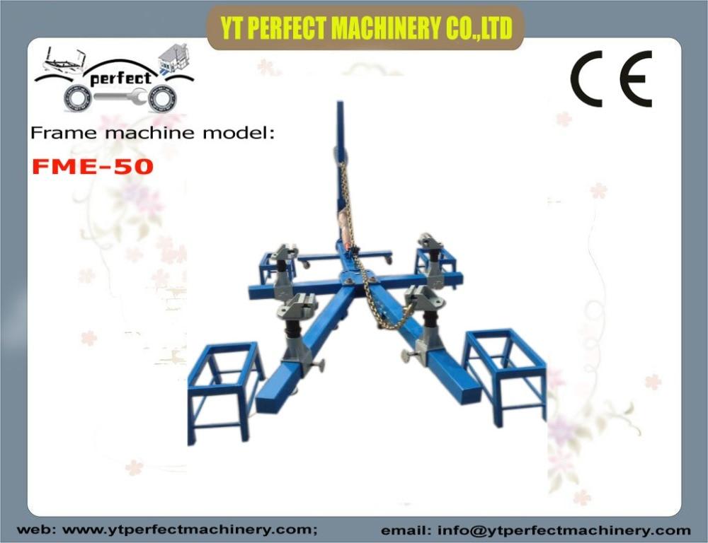 collision frame machine