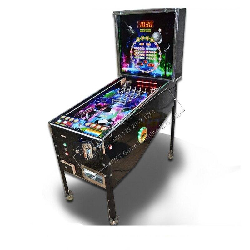 Hot Sale Amusement Equipment Arcade Games Coin Operated Pinball Game Machine