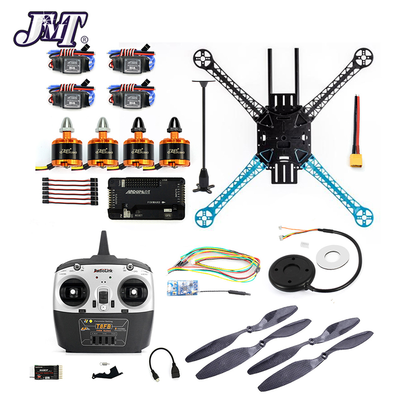 Quadcopter Rc-Drone Flight-Control GPS 500mm 4CH APM2.8 No With M7N T8fb/Transmitter-receiver/Motor-esc