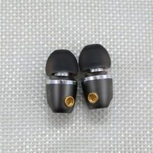 DIY MMCX Interface DDแบบไดนามิกหูฟังที่ถอดออกได้สายขั้วMmcxสำหรับหูฟังShure Se215 Se535 Se846สำหรับIphone xiaomi
