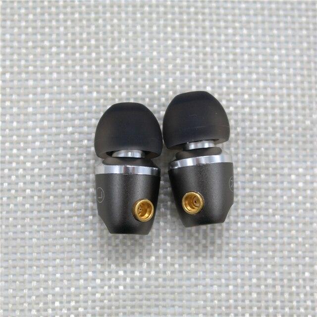 DIY interfejs MMCX DD dynamiczne słuchawki douszne odpinany kabel Mmcx do słuchawek Shure Se215 Se535 Se846 dla Iphone Xiaomi