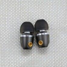 إفعلها بنفسك MMCX واجهة DD ديناميكية داخل الأذن سماعات قابلة للانفصال Mmcx كابل ل شور سماعة Se215 Se535 Se846 آيفون شاومي