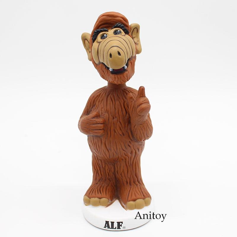 где купить Project ALF Wacky Wobbler Bobble Head PVC Action Figure Collection Toy Doll with Retail Box по лучшей цене
