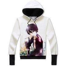 Sword Art Online Kirito Cosplay Costume Hoodie Sweatshirt for Teens