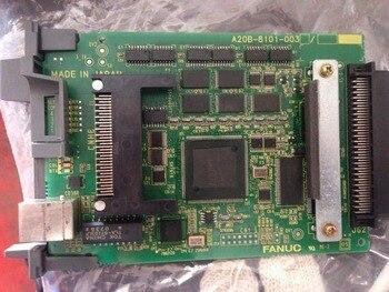 Tarjeta de servicio de datos fancu A20B-8101-003 para placa de circuito CNC...