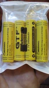 Image 5 - 20PCS GTF 3.7V 2800mah 14500 배터리 리튬 이온 충전식 배터리 LED 손전등 휴대용 장치 도구 조명 도구 배터리
