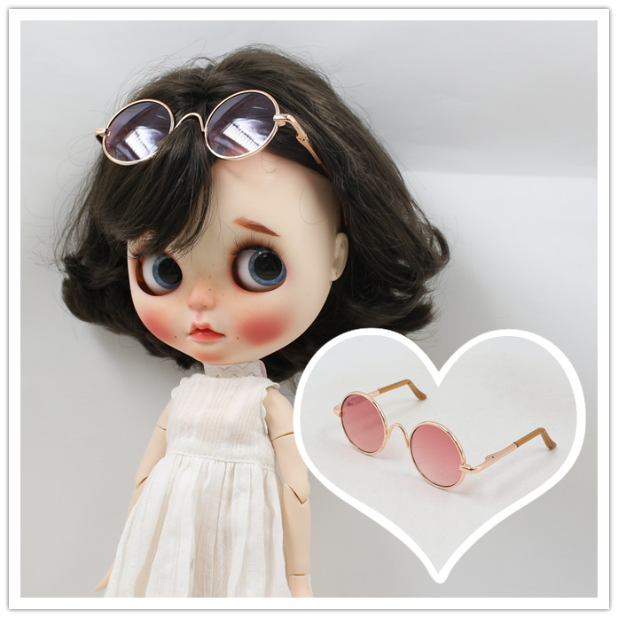 Neo Blythe Doll Glasses 1pc 3