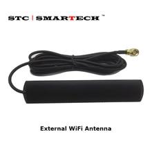 Wi-Fi антенны для Android dvd-плеер автомобиля gps-навигация WiFi антенна приемника, внешний укрепление Wi-Fi сигнала Усилитель booster