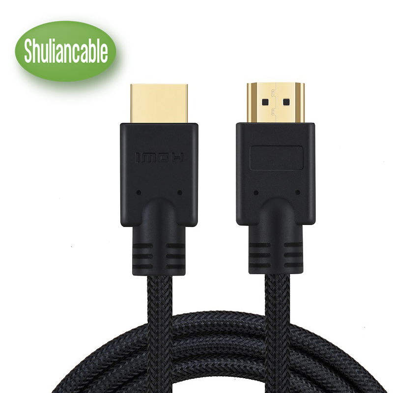 HDMI Cable 1m 2m 3m 5m High Speed 4K HDMI Cord 2.0V 60Hz, 18 Gbps, Support Ethernet 3D 2160p 1440p 1080p For DVD,TV,Home Theater кабель hdmi tv com cg501n 2m cg501n 2m