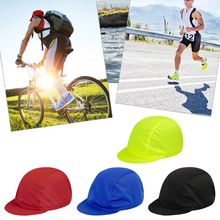 Cycling Cap Quick Dry Sweat Absorb Breathable Hat Sun Cap Outdoor Sports Hiking Fishing Universal Unisex Men Women Elastic outfly folding sun hat cap cap outdoor foldable quick dry sun fishing fishing hat waterproof men sports duck cap