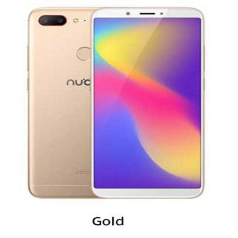 Nubia N3 OTG Смартфон LTE мобильный телефон 4 Гб ОЗУ 64 Гб ПЗУ 6,01 дюймов Восьмиядерный 5000 мАч двойная задняя камера Android - 6