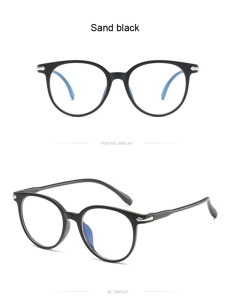 HTB1cF0rTmzqK1RjSZPxq6A4tVXal - Fashion Vintage Transparent Cat Eye Women Glasses Retro Oval Frame Sun Glasses Brand Designer Luxury Female Blue Eyewear