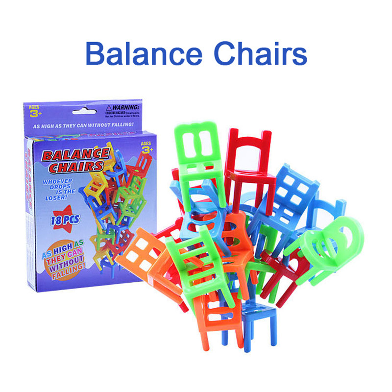 Free shipping Kids Balance Chairs Plastic Toys Educational ...