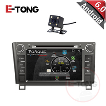 Android 6.0 Car Stereo For Toyota Sequoia Tundra 2007 ~ 2014 + Universal Camera GPS Navigation System Auto Radio Bluetooth Wifi