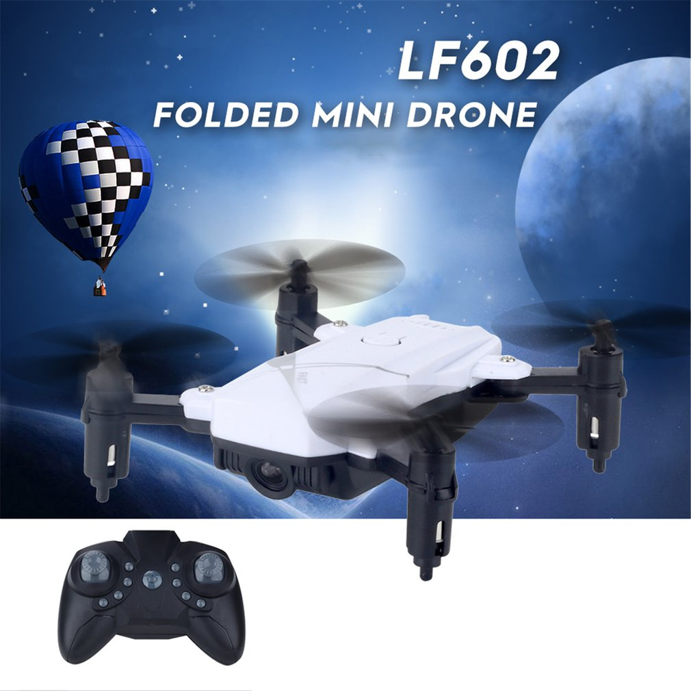LF602 FPV Foldable RC Quadcopter Drone with 720P HD Wifi Camera and Altitude Hold Function 10