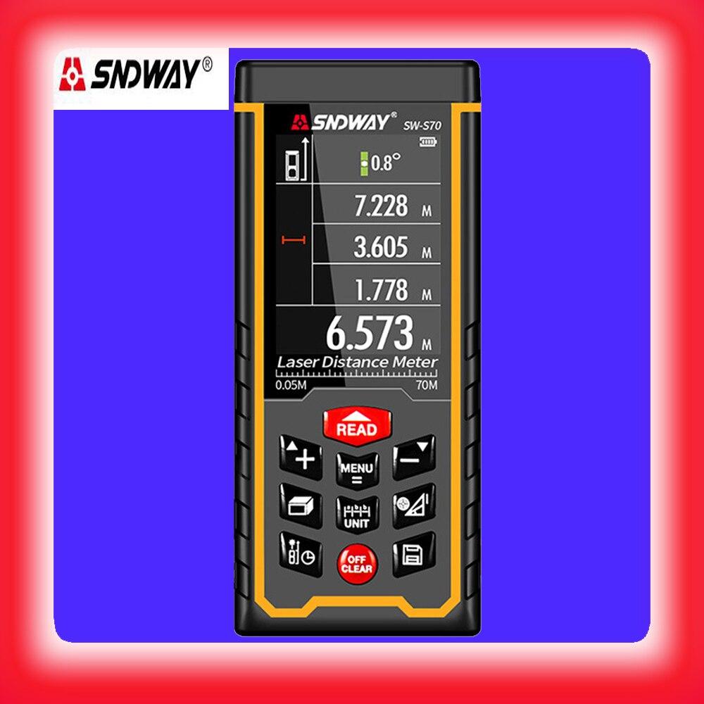 Love Jiayi3344 Vente Mètre Laser Télémètre 70 M 24 Pouces