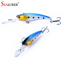 Brand 8g 9cm Lifelike Hard Fishing Minnow Lure Artificial Wobbler Fishing Bait Wobbler Floating Japan Carp Pesca Crankbait