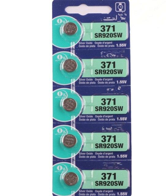 9d65c4b9616 5 pcs 371 bateria AG6 SR69 SR920SW SR920W L921 605 620 280 31 280 51 ...