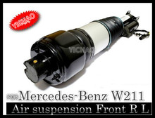 dhl free Air Suspension Strut for Benz W211 Auto Parts Front Right 2113209413 Suspension System Air Spring Shock Absorber