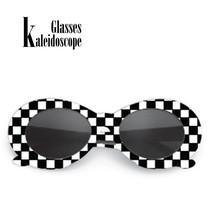 Okulary kalejdoskopowe damskie okulary przeciwsłoneczne es NIRVANA Kurt Cobain okulary przeciwsłoneczne okulary ochronne Retro damskie okulary przeciwsłoneczne męskie kobiece okulary tanie tanio Kaleidoscope Glasses Owalne Dla dorosłych Octan Lustro 50MM Z tworzywa sztucznego 55MM 200002146 200001267