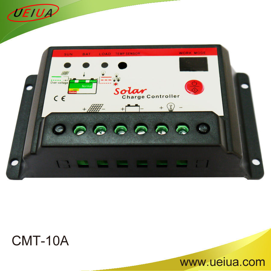 12v 24v 10a 20a Manual Pwm Solar Charge Controller Led Indication With Light And Time Control In Controllers From Home Improvement On