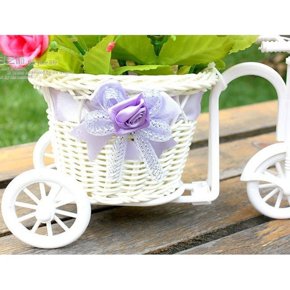 Handmade Bicycle Baskets : Buy wholesale white bicycle basket from china