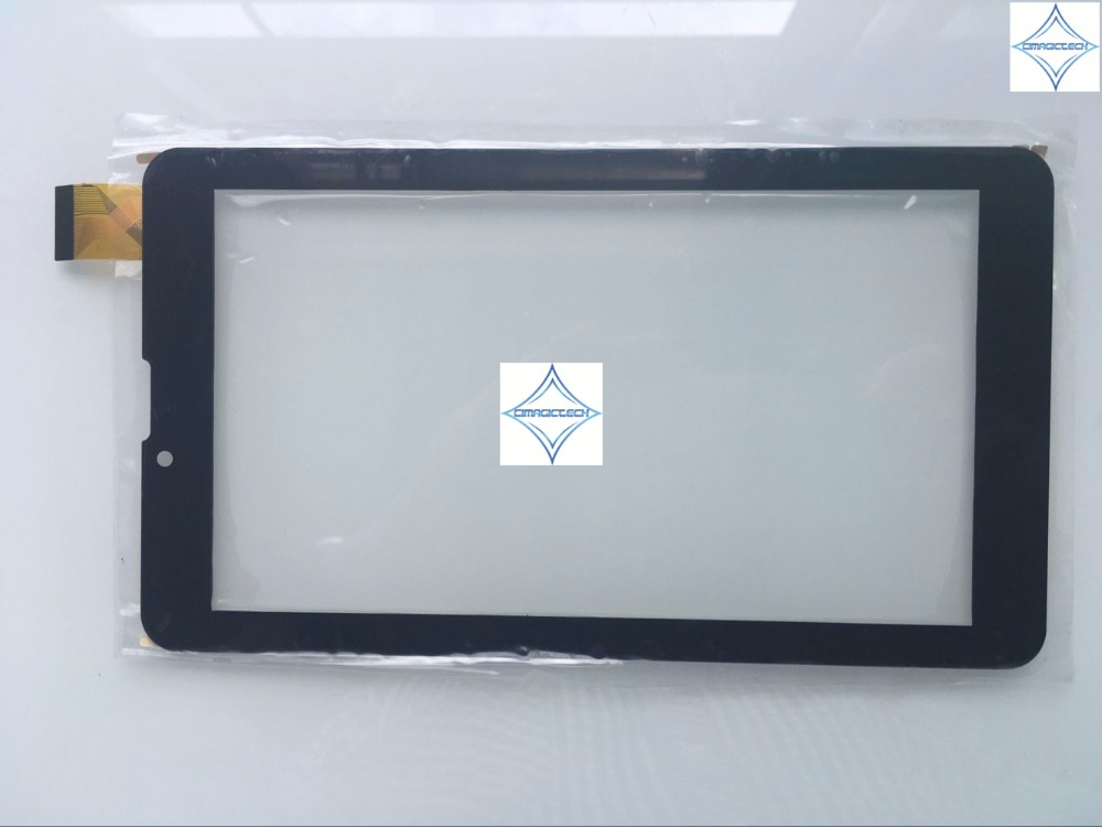New 7'' Inch Tablet Touch Screen Digitizer Capactive Panel Glass Lens ZJ-70128A ZJ 70128A 184*104MM