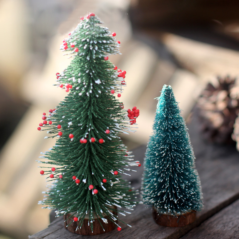Miniature Artificial Christmas Trees: Miniature Artificial Christmas Tree Minecraft Micro