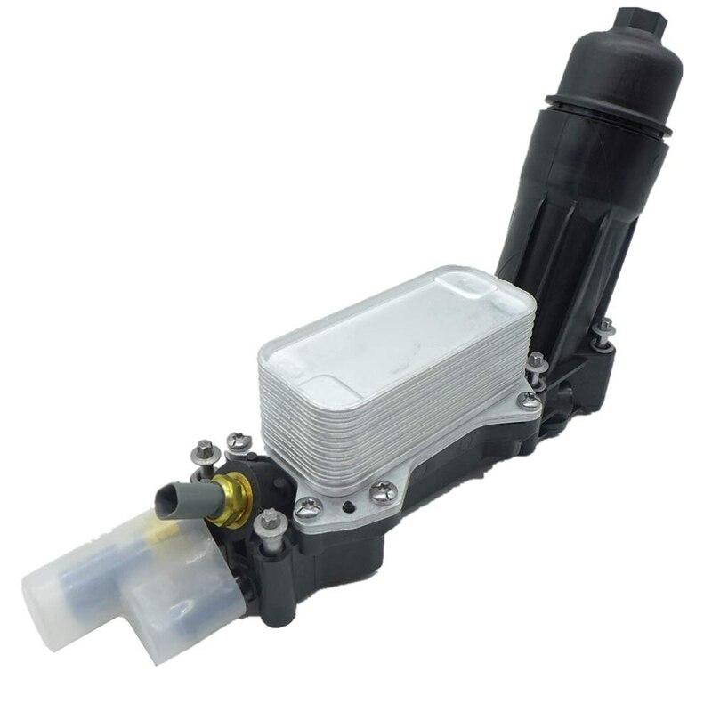 Adaptateur de boîtier de filtre à huile pour Jeep Dodge Chrysler Ram 3.6 V6 2014-2017 68105583Af