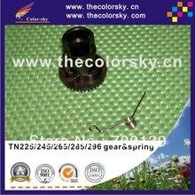 (ACC-TN225) сбросить рычаг для brother HL-3140 HL-3150 HL-3170 DCP-9020 MFC-9130 MFC-9140 MFC-9330 MFC-9340 2200 страниц бесплатные DHL