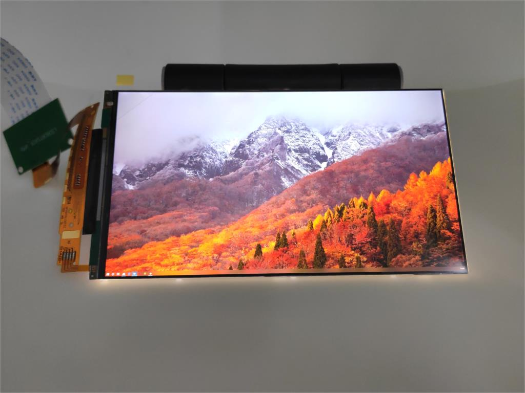 6.3 Inch 2560x1440 FOG IPS Screen No Backlight HDMI To MIPI Control Board PC Monitor 3D Printer Light Cure DIY Projector Display