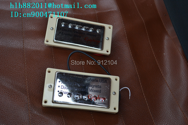 free shipping new high quality LP electric guitar pickup and bridge ande button  1950