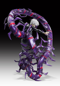 NEW hot 28cm Kaneki Ken Tokyo Ghoul generation of dark Jin Muyan action figure toys collection NO BOX
